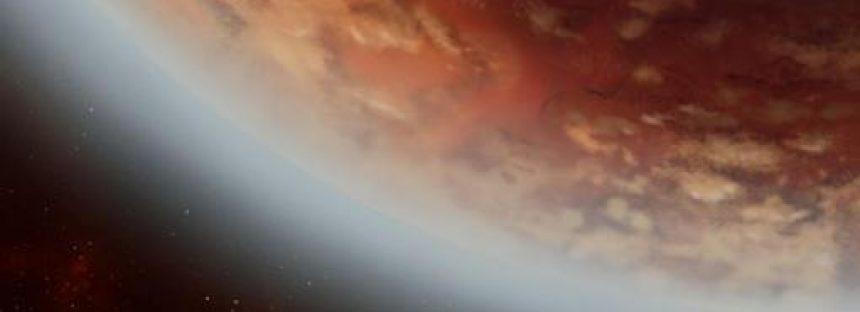 Descubren agua por primera vez en un exoplaneta potencialmente habitable
