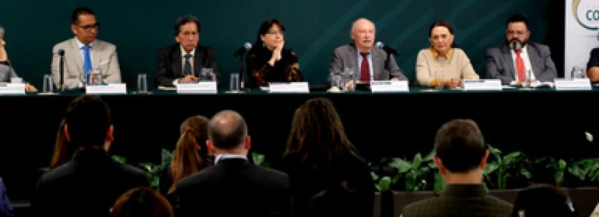 En medio de la crisis, SEMARNAT y CONACYT fortalecerán investigaciones para enfrentar problemática socioambiental