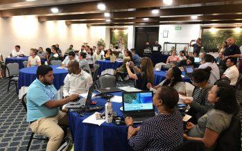 México capacita a especialistas para atender emergencias ambientales en las costas, frente a eventos de cambio climático
