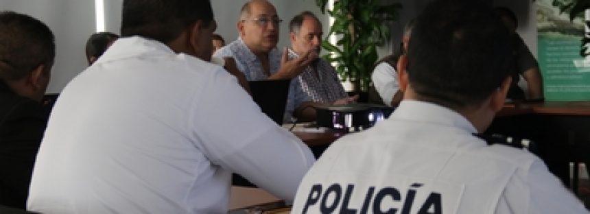 Intensa coordinación contra tráfico ilegal de especies