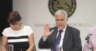Estaría lista ley de pesca, para finales de este periodo de sesiones del Senado de México