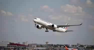 Air France compensará las emisiones de CO2 de sus vuelos internos