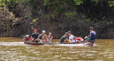 La Amazonia que echa pulsos al poder para protegerse y cuidar el medio ambiente