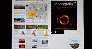 Uno de los 15 volcanes más peligrosos de México: el Ceboruco