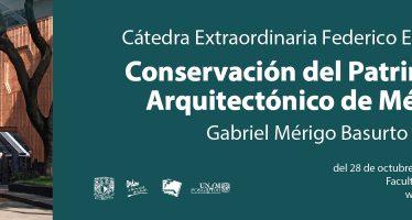 Conservación del Patrimonio Arquitectónico de México