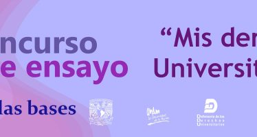 """2° Concurso de ensayo """"Mis derechos universitarios"""""""