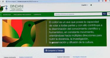 Plataforma Bindani ofrece acceso al trabajo de investigación de la UAM Iztapalapa