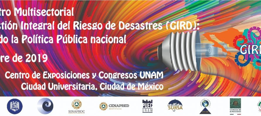 1er encuentro multisectorial hacia la gestión integral del riesgo de desastres (GIRD): Construyendo la política nacional
