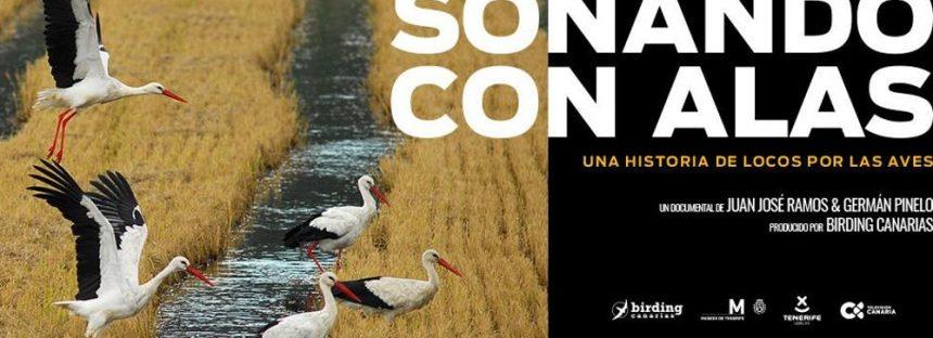 SEO/BirdLife estrena el documental 'Soñando con alas', que narra la pasión de 5 ornitológos en 12 provincias españolas