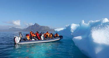 Se registran reducciones históricas en la extensión de hielo marino del Ártico