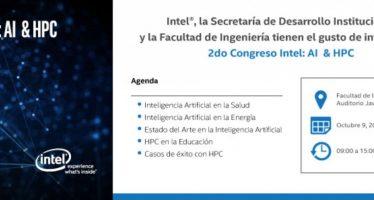 Segundo congreso Intel: AI & HPC