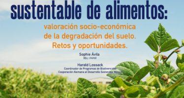 Seminario: Hacia una producción sustentable de alimentos