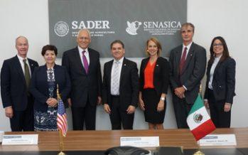 México y Estados Unidos intercambian técnicas para fortalecer la inocuidad alimentaria