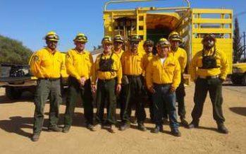 Presentan Plan de Contingencia Estatal por incendios forestales en Baja California