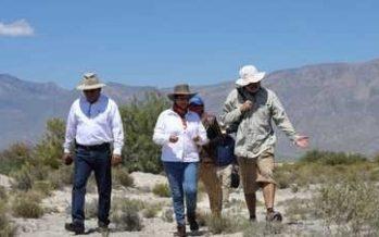 Esfuerzos conjuntos para la restauración a largo plazo de los humedales de Cuatrociénegas