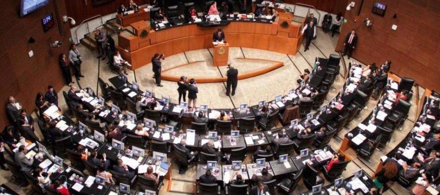 Senadores declaran emergencia climática en México