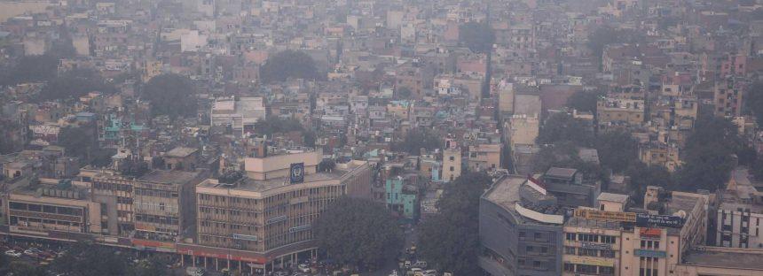 Nueva Delhi: vivir en una ciudad en la que se respira veneno