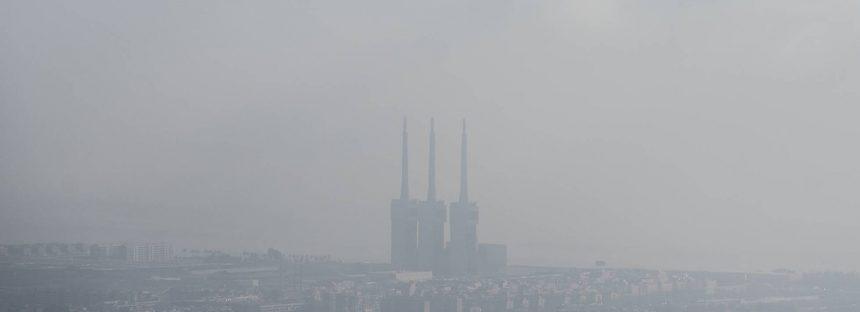 Ozono troposférico: la contaminación de Barcelona que llega al Pirineo