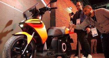 Seat presenta su primera moto eléctrica
