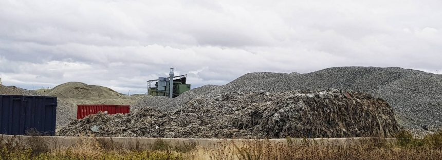 Empresa de reciclaje de vidrio apta para contaminar