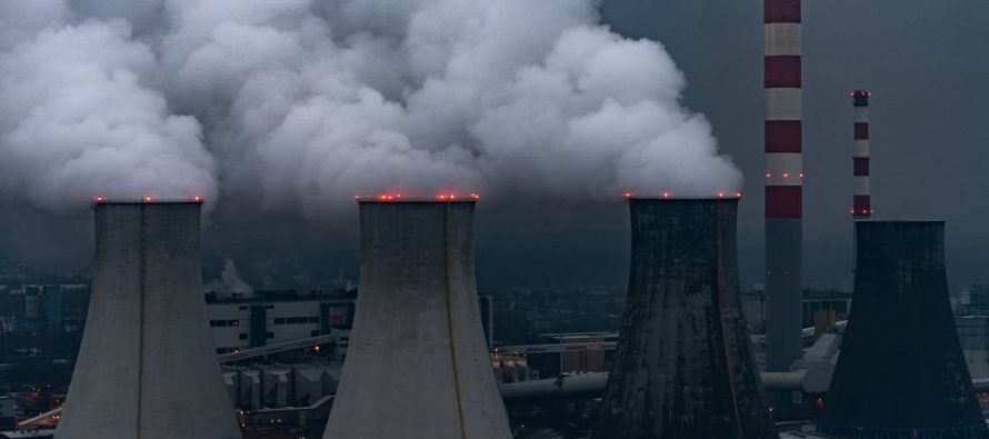 Los gases de efecto invernadero en la atmósfera marcan un nuevo máximo histórico