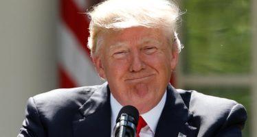 Trump comienza un proceso de un año para salir formalmente del acuerdo climático de París