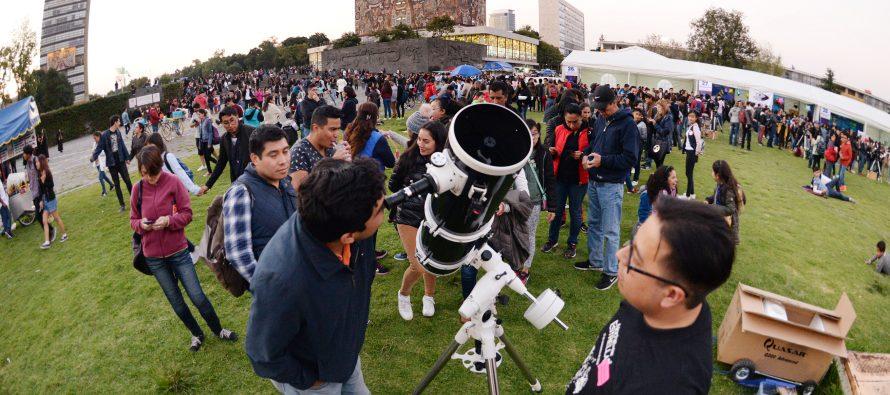 Se aproxima, noche de las estrellas en la UNAM