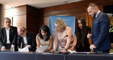 100 medios de comunicación firmaron pacto por la eliminación de la violencia contra mujeres y niñas