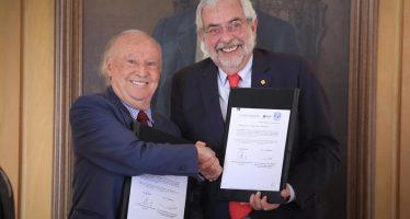 Semarnat y UNAM fortalecen el trabajo conjunto de investigación científica
