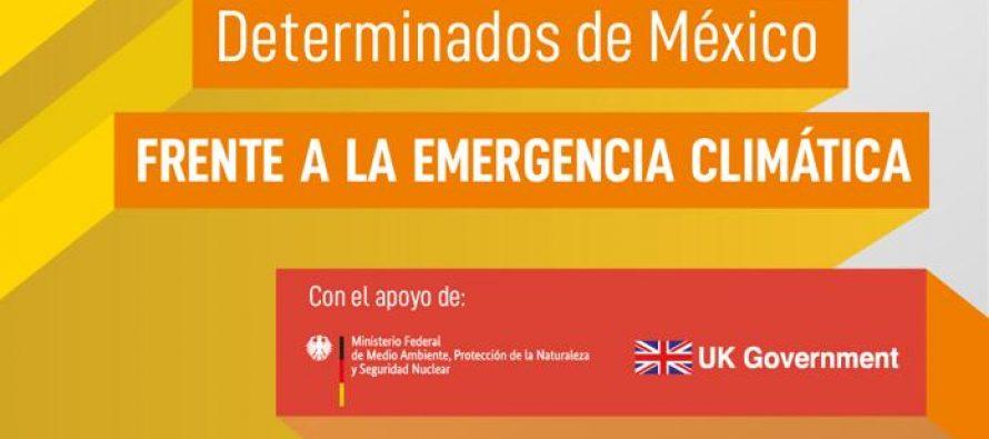Compromisos nacionales determinados de México frente a la emergencia climática
