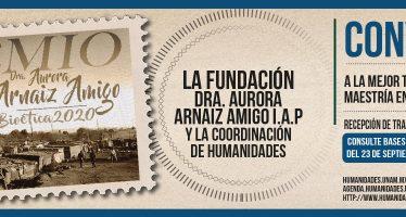 Premio Dra. Aurora Arnaiz Amigo