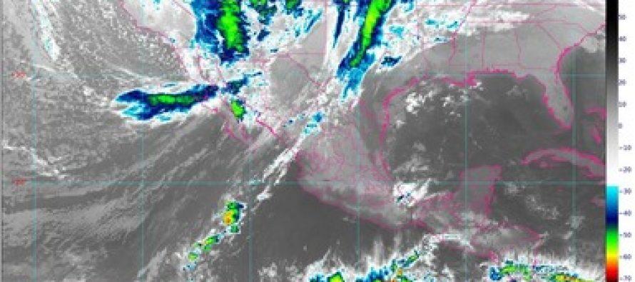 Se mantendrá el ambiente muy frío con posibles nevadas o aguanieve en las montañas del noroeste de México