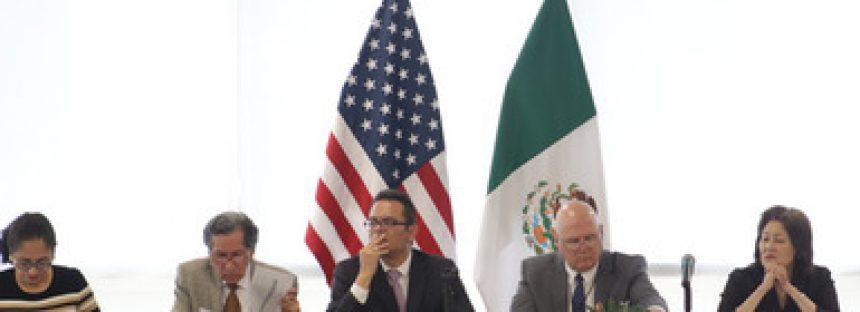 Reunión de Líderes del Programa Ambiental México-EU Frontera 2020