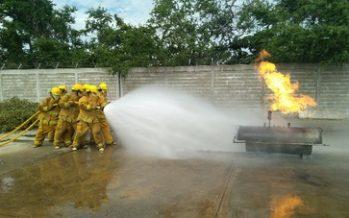 Realizan simulacro de operativo sobre atención de emergencias con material peligroso