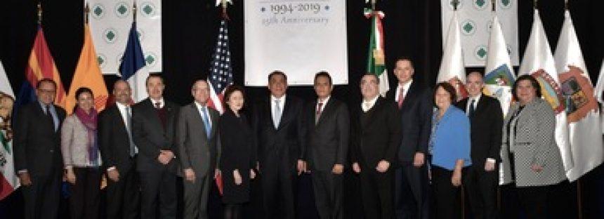 Siete proyectos ambientales se realizarán en la frontera de México y EU
