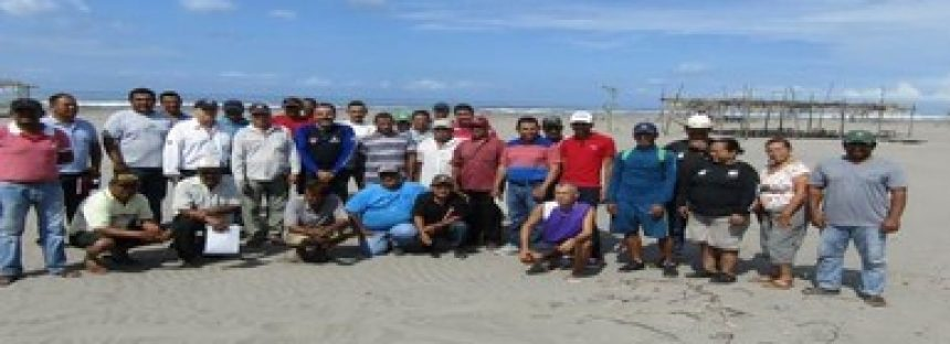 Se constituyen comités de vigilancia comunitaria participativa en la Reserva de la Biósfera Marismas Nacionales Nayarit
