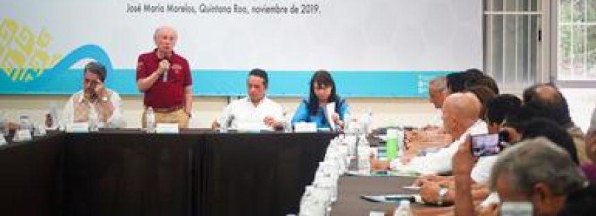 Se lleva a cabo primer dialogo con asociaciones de apicultores y meliponicultores de la región de Yucatán