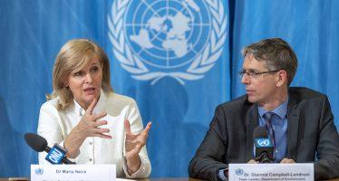 La OMS alerta de la falta de fondos para adaptar los sistemas sanitarios al cambio climático