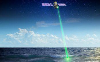 El satélite que bucea con su láser para entender las migraciones en el mar