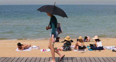 Australia registra el día más cálido