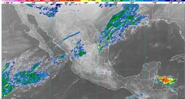 El Frente Frío No. 23 y su masa de aire polar generarán descenso de temperatura en el noroeste, el norte y el noreste de México