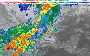 Se pronostican temperaturas mínimas de -10 a -5 grados Celsius en zonas montañosas de Baja California, Sonora, Chihuahua, Coahuila y Durango