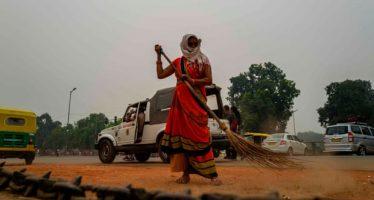 'Solo vete': residentes de Delhi, Beijing y Ciudad de México sobre cómo lidiar con la contaminación