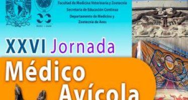 XXVI Jornada médico avícola