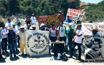 Carretera Toluca-Naucalpan, del Grupo Higa, entre el despojo y la violencia