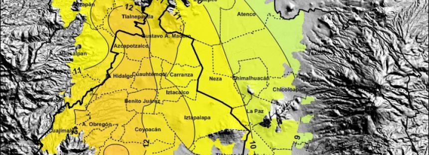 Persiste contaminación en la Zona Noreste del Valle de México; sostienen medidas para su combate