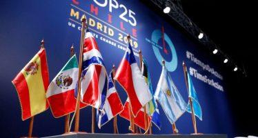 Participación constructiva de México en la COP25 y dispuesto a fortalecer la cooperación ambiental