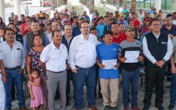 A Tamaulipas, 13 millones de pesos del programa de Modernización de Embarcaciones Menores