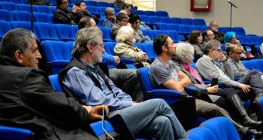 Dialoga investigadores del CICESE con funcionarios del Conacyt
