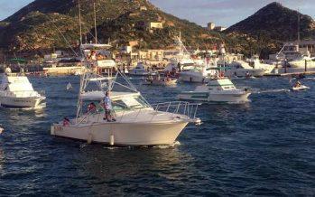 Protestan en Los Cabos contra liberación del dorado